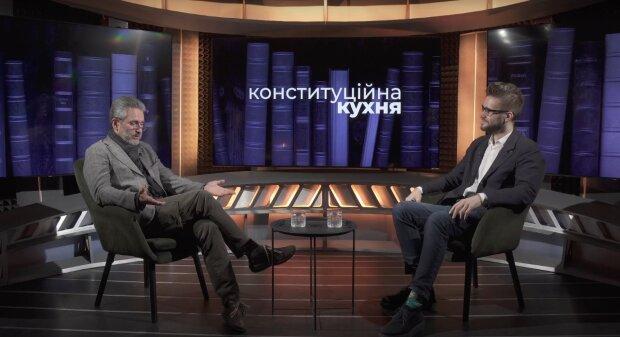 Вадим Арістов, скріншот відео