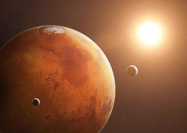 Біля Марса виявили життя всупереч нестерпним умовам