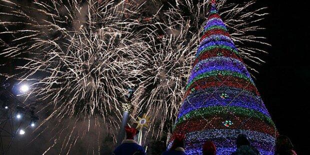 Новий рік - фото Kyiv-city