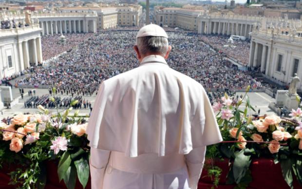 "Ватикан разрешил невестам Христа сорвать ""цветок"""