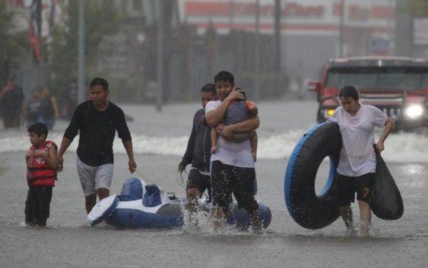 Наслідки урагану Харві: цілі регіони на межі екологічної катастрофи