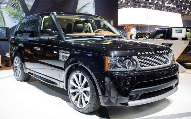 Новинка от Range Rover побьет ценовой рекорд