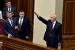 Азаров показал уникальное фото Парубия-неонациста: маразм крепчает