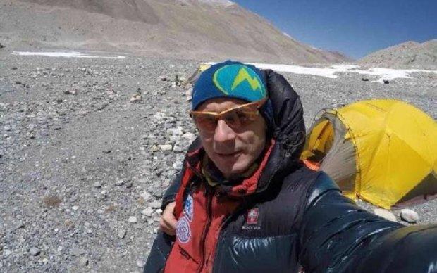 Украинский преподаватель покорил Эверест