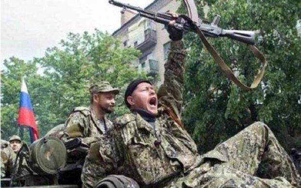 Стрілянина та гранати: бойовики дебоширили на Луганщині