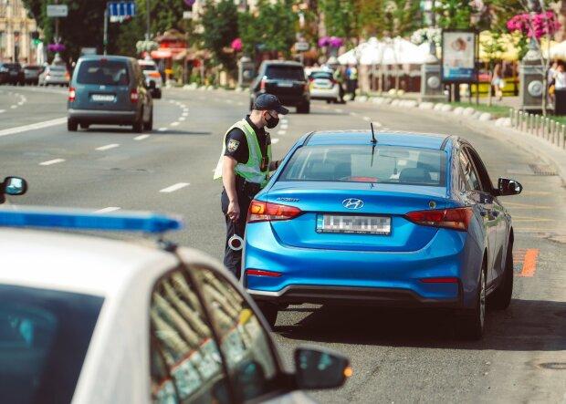 Патрульная полиция, фото Facebook