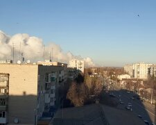 вибухи на арсеналі в Балаклії