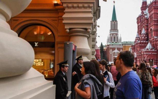 Масова евакуація: у Москві щось відбувається