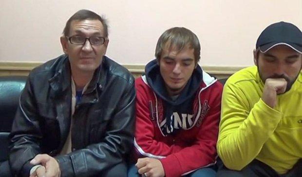 Українські моряки готуються голодувати в російському порту Находка (відео)