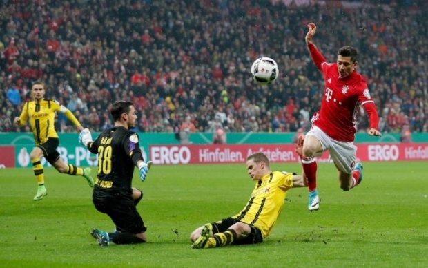 Баварія - Боруссія Д 2:3 Відео голів та огляд матчу