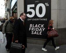 """Розпродаж у """"Чорну п'ятницю"""", фото: REUTERS"""