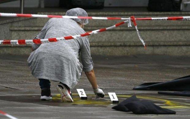 Резня в немецком супермаркете: новые подробности о нападавшем