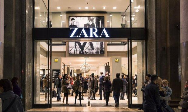 Всесвітньовідома компанія Zara відкрила перший онлайн-магазин в Україні