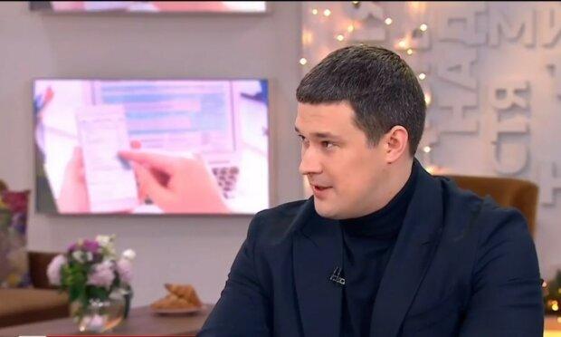 Михаил Федоров, фото: кадр из видео