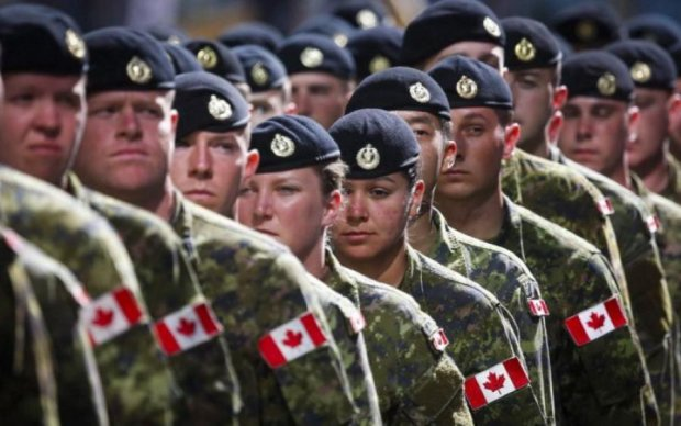 Канадские военные сделали невероятный подарок Украине