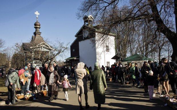 Прогноз погоды на Пасху и Вербное воскресенье: получат ли украинцы божью благодать