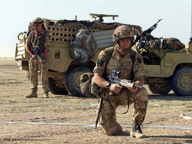 Британія подарувала  українській армії обладнання на $1,3 млн