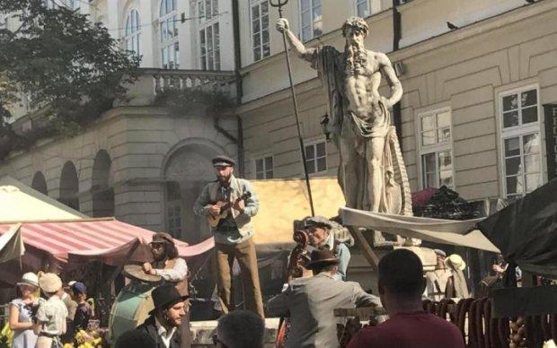 Культовий режисер приїхав на зйомки до Львова