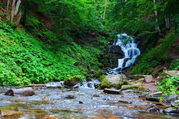 водопад Шипот, фото: соцсети