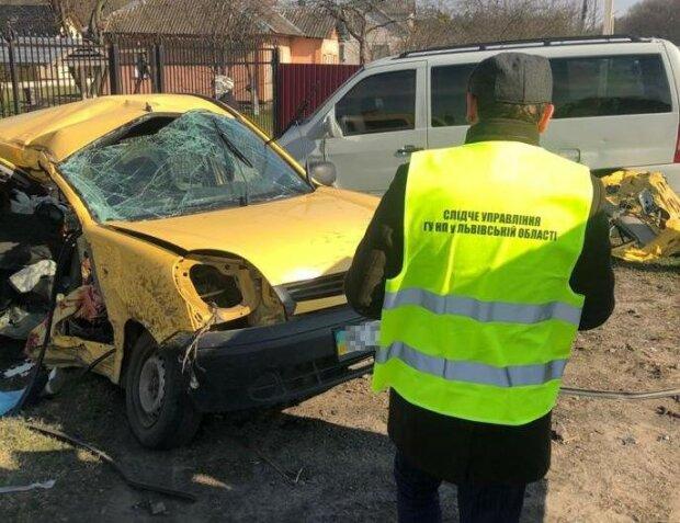 Студент из Львовщины потерял семью в жуткой аварии - погибли три самые дорогие женщины, остался совсем один