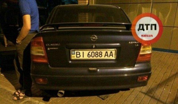П'яний водій спровокував потрійну аварію