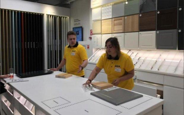 IKEA відкриє в Києві супермагазин майбутнього