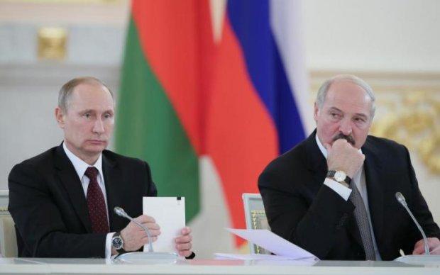 Удружили: Россия подставит Беларусь под санкции