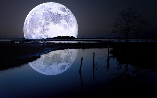 Останній літній місяць у повні: унікальний Осетровий місяць з'явиться на небі, не пропустіть