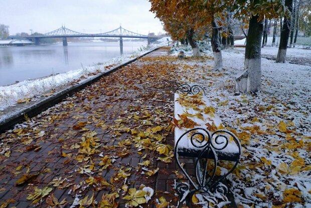 Стихія позбавить киян парасольок до вечора 15 грудня