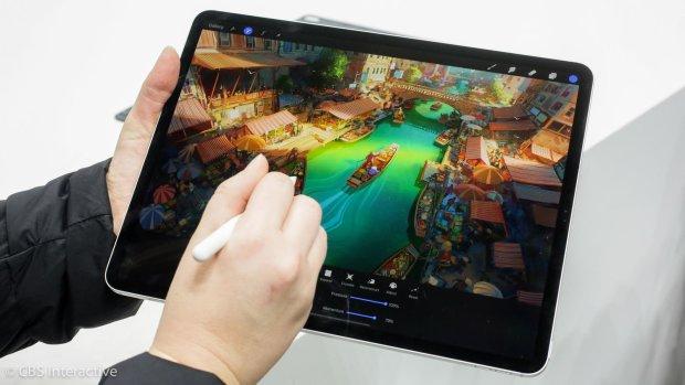 Побил все рекорды: новый iPad Pro 2018 проверили на мощность