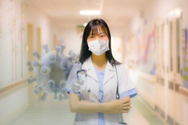 Коронавірус з Китаю, фото: Pixabay