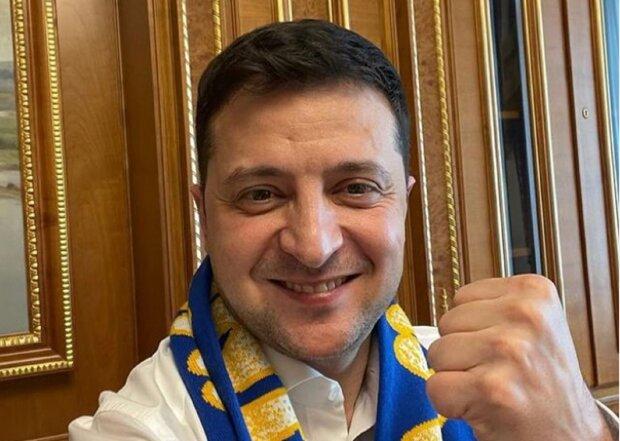 """Зеленський потужно привітав збірну України з виходом в плей-офф: """"Віримо у вас!"""""""