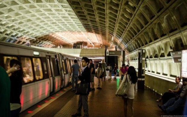 В метро Вашингтона серьезное ЧП: все эвакуированы