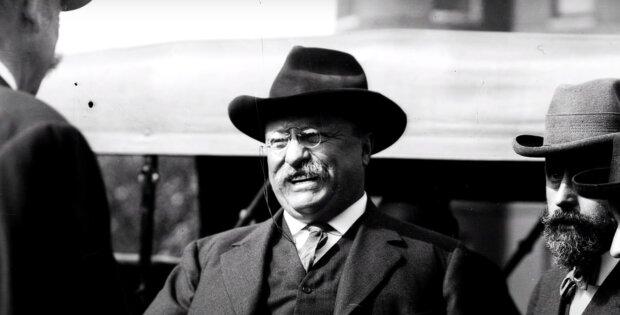 Теодор Рузвельт, скриншот: Youtube