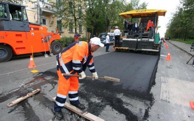 В Киеве ремонтники снова перекроют дороги