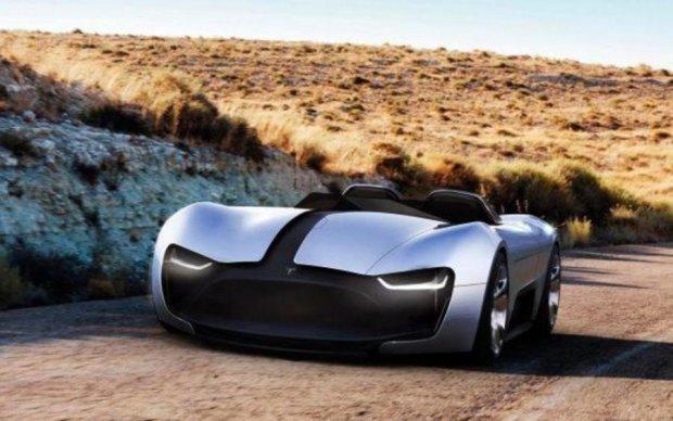 Маск рассекретил новый кабриолет Tesla