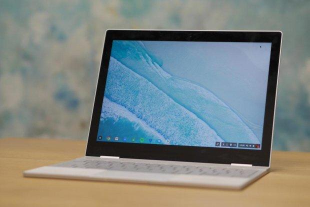 Google випадково показала новий преміальний ноутбук Pixel: відео