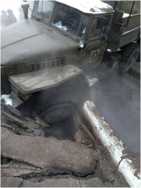 """Публікація """"Луганського партизана"""", скріншот: Facebook"""