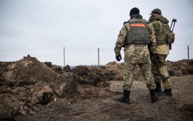 Українці потрапили під жорсткий обстріл терористів