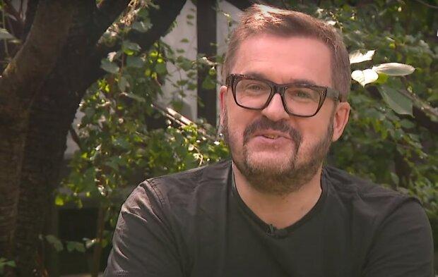 Олександр Пономарьов, скріншот з відео