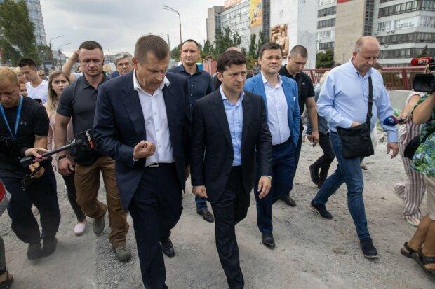 Зеленський, приймай роботу: президент готує Філатову повторну ревізію на Новому мосту