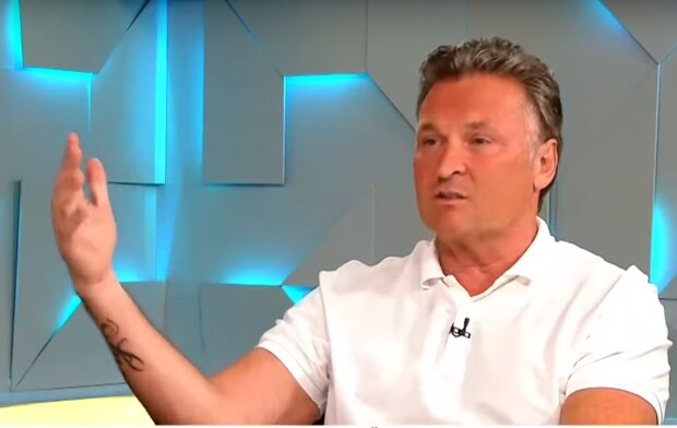 """основатель партии """"5.10"""" Геннадий Балашов, скрин с видео"""