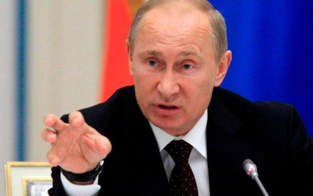 Путин в ярости и хочет незаметно сдаться