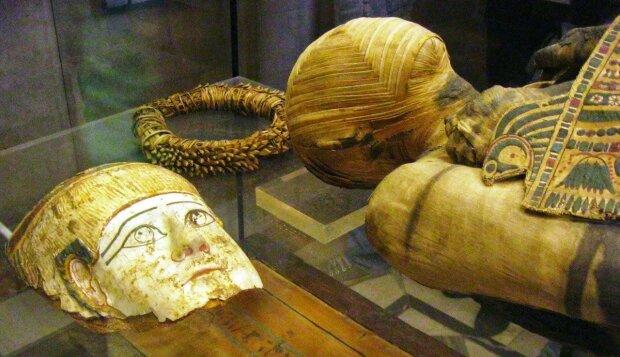 """Этим """"наколкам"""" 3000 лет: ученые нашли загадочные татуировки у мумий древнего Египта"""