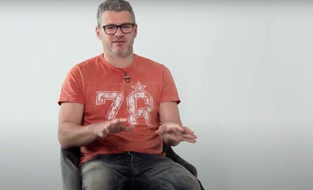 Арсен Мірзоня, скріншот із відео