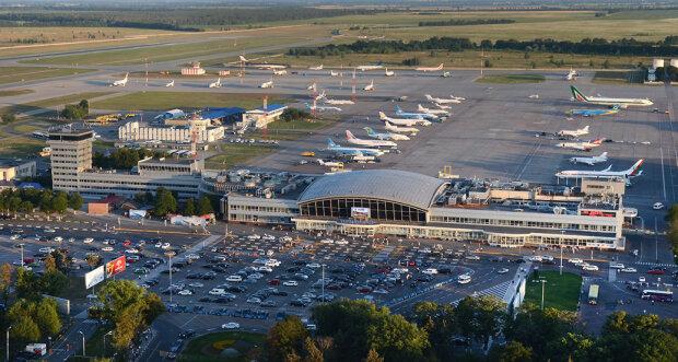 """Аэропорт """"Борисполь"""", фото из свободных источников"""