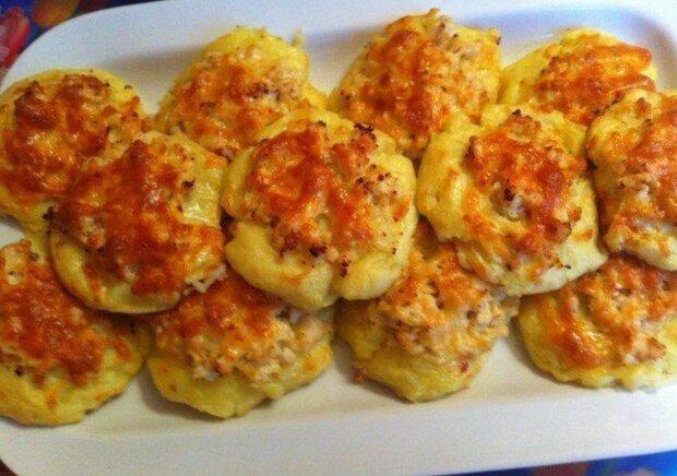 Картофельные ватрушки, фото: instagram.com/vkusnaashki