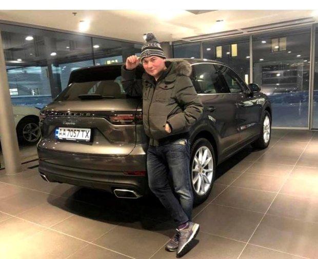 Киевский чиновник купил элитное Porsche, а теперь делает вид, что не знает об этой машине