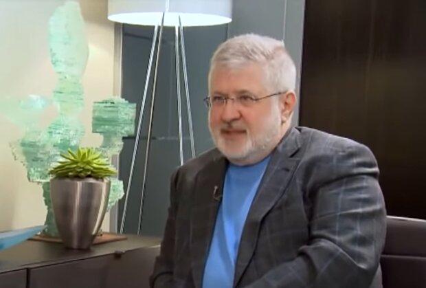 Игорь Коломойский, скриншот: YouTube
