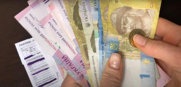 Деньги за платежку, скриншот: Youtube